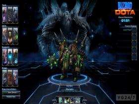 【魔獸世界】2011BlizzCon:《星海爭霸2》Blizzard DOTA遊戲公開