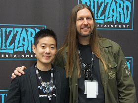 【星海爭霸Ⅱ】2011BlizzCon:星海爭霸II媒體專訪座談會