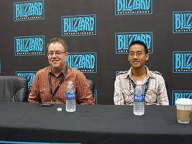 【魔獸世界】2011BlizzCon:暗黑破壞神III媒體專訪座談會