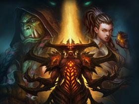 【魔獸世界】【桌布下載】BlizzCon 2011 主題桌布來囉!