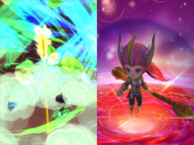 【晴空物語】【2轉技能】射手系:雲狩、龍犽