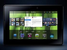 黑莓機 亂入平板電腦,好強的多工PlayBook