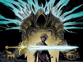 【暗黑破壞神III】漫畫《正義之劍》第一部上市