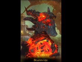 【魔獸世界】【巨龍之魂首領攻略】 BOSS8:死亡之翼的狂亂