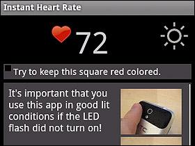 Android手機除了講電話,還能用來量脈搏?