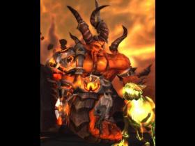 【魔獸世界】【火源英雄攻略】BOSS1:夏諾克斯