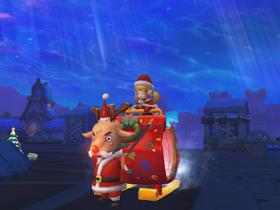 【IRIS瞳光】「瑪莉聖誕!」雪橇雪鹿再出走