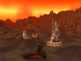 【魔獸世界】【暴雪音樂盒】燃燒平原,第二次大戰的傷痕