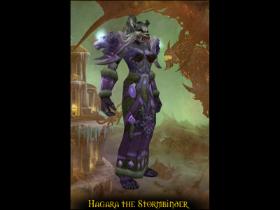 【魔獸世界】4.3 巨龍之魂實測攻略:4王 「暴風守縛者」哈甲拉