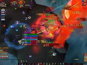 【魔獸世界】巨龍之魂H:星辰Stars 8王「死亡之翼的狂亂」首殺影片攻略