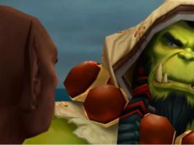 【魔獸世界】【暴雪影片館】4.3結局大惡搞:阿格拉出軌!索爾帶了大綠帽?