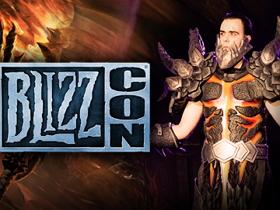 【魔獸世界】BlizzCon死亡之翼的扮演者一Justin Floyd專訪