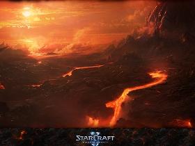 【星海爭霸Ⅱ】【桌布下載】星海爭霸-查爾星