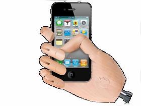 iPhone 4 天線門 問題影片實測