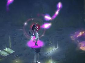 【暗黑破壞神III】【符石演示】秘術師:秘法洪流(Arcane Torrent)與符石效果影片