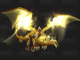 【魔獸世界】多彩龍坐騎確定於官方商城出售?
