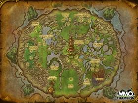 【魔獸世界】【5.0】《潘達利亞之謎》新地圖公開