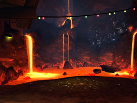 【魔獸世界】【5.0】新戰場:碎銀礦坑(Silvershard Mine)預覽影片