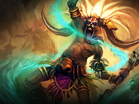 【暗黑破壞神III】巫醫主動技能與符文列表