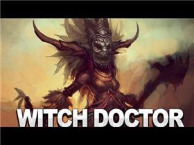 【暗黑破壞神III】巫醫初期技能手順與控場技巧
