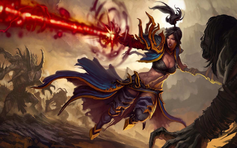 【暗黑破壞神III】秘術師最佳裝備與武器屬性選擇
