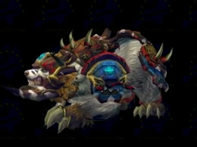 【魔獸世界】【5.0】戰熊披甲上陣!德魯伊天賦「神靈化身」新模組