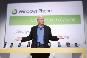 Windows Phone 7 大反擊,新機十連發