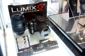 Panasonic G1實機終於推出