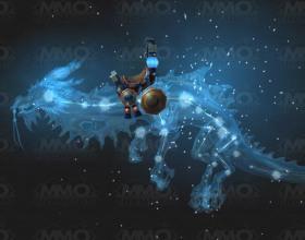 【魔獸世界】【5.0】星穹雲龍坐騎問世!星界之人模組神秘登場
