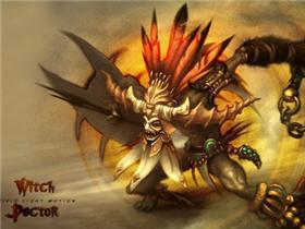 【暗黑破壞神III】巫醫基本作戰技巧