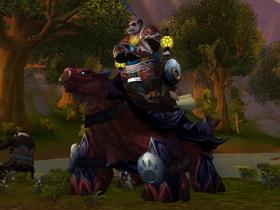 【魔獸世界】【5.0】烏龜坐騎於BETA測服暴風城開賣中!