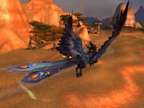 【魔獸世界】【5.0】神祕新坐騎搶先曝光!是鳳凰還是孔雀?