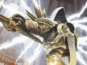 【暗黑破壞神III】【暗黑粉絲團】義天使泰瑞爾圖集