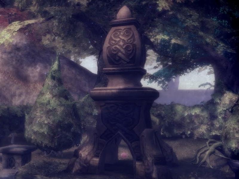 【裂痕】【戰場介紹】暗黑花園
