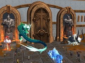 【魔獸世界】【5.0】新陣營聲望與獎勵:聖獸天尊