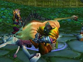 【魔獸世界】【5.0】舊有獵人寵物品種新增