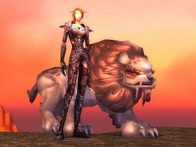 【魔獸世界】【5.0】獵人馴獸新品種:麒麟獸