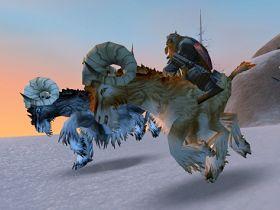 【魔獸世界】【5.0】獵人馴獸新品種:長角山羊