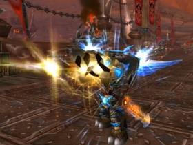 【魔獸世界】【5.0】挑戰模式:聖騎士+獵人挑戰套裝耀眼效果登場!