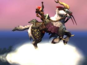 【魔獸世界】5.1新坐騎現身!豪華裝甲陣營坐騎再進化
