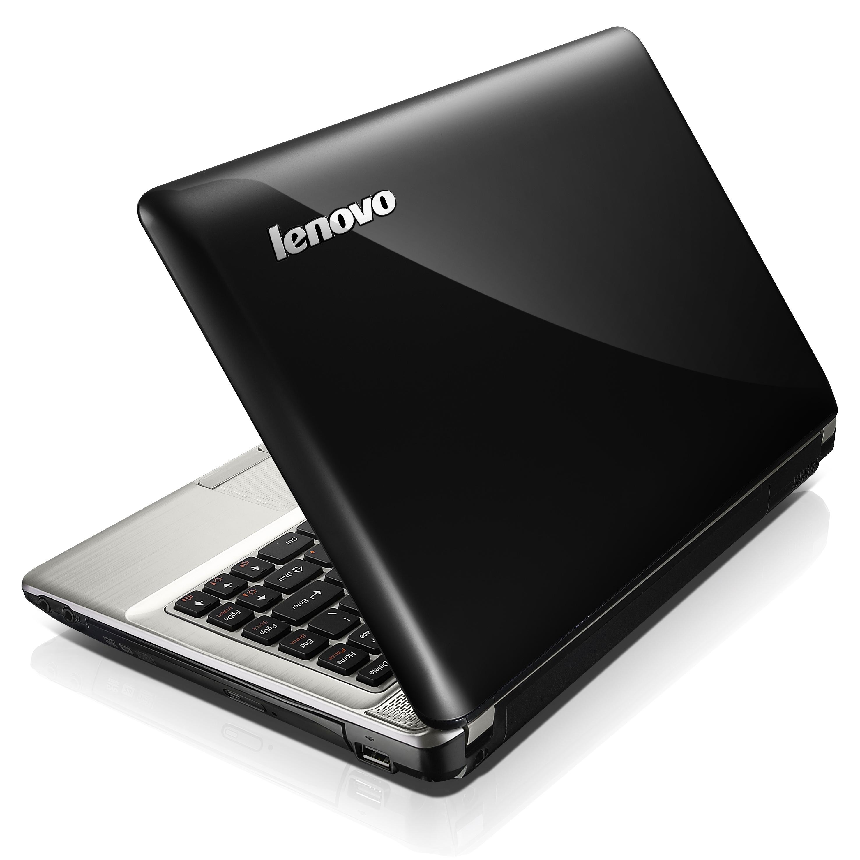 Lenovo聯想影音機種IdeaPad Y560及Z360 「超大」升級