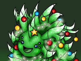 【魔獸世界】【暴雪美術館】桌布下載:聖誕之煞裝飾團開組!