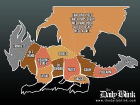 【魔獸世界】【魔獸世界】魔獸冰風暴週報(2011年10/1~10/7):4.3模組、掉寶陸續公開!