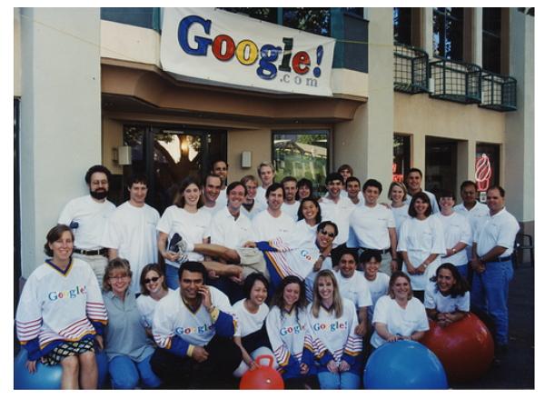 Google 慶祝 17 週年,5張照片回憶第一版Google的誕生
