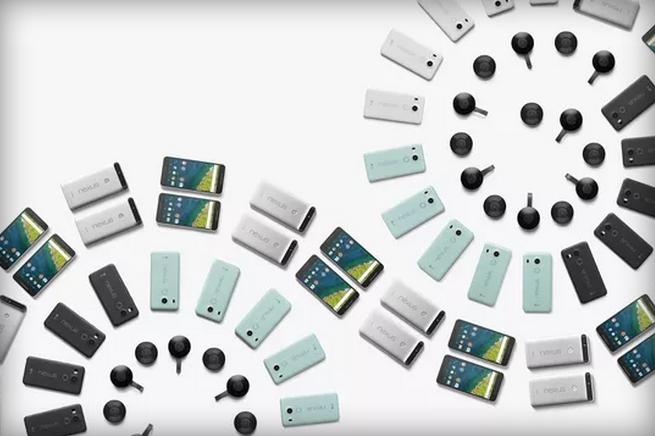 Google 發表 Nexus 5X、6P,Android Marshmallow 下週陸續更新