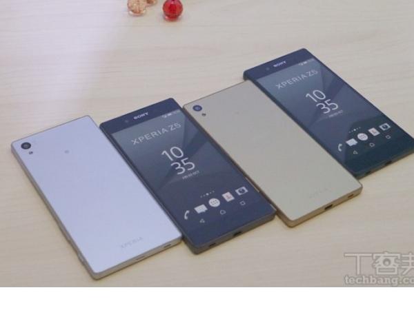 Sony Xperia Z5、Z5 Compact 在台上市,售價 22,900 元