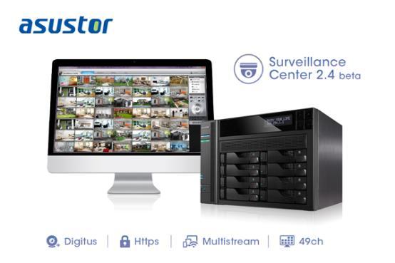 華芸科技更新安全監控中心 2.4,Beta 線上體驗中