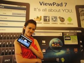 7吋平板有沒有搞頭?ViewPad 7 搶先試玩