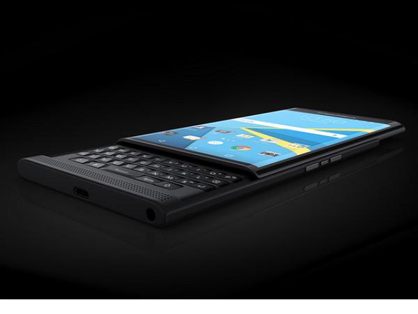 黑莓 Priv 新機上手:或許這就是黑莓等待著拯救他們的那款手機