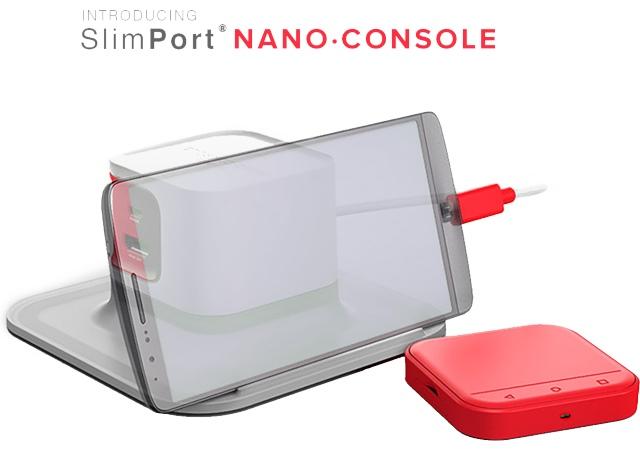 Nano Console,為家裡的電視外掛一個手機底座